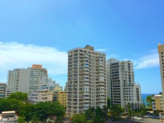 Stunning 3 Bedroom W/ Ocean View - Condado Beach - San Juan vacation rentals