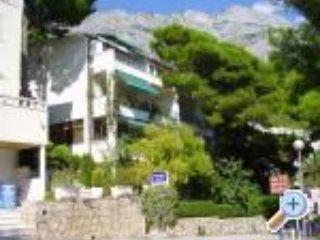 1 bedroom Apartment with Internet Access in Brela - Brela vacation rentals