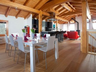 Grand Luxury Chalet With Great View - Saas-Fee vacation rentals