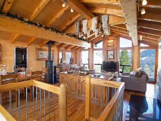 Ultra Luxury Chalet with Magnificent Mountain View - Saas-Fee vacation rentals