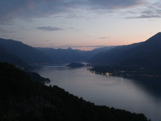 Charming Condo with Parking and Balcony - Esino Lario vacation rentals