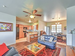New Listing! 'Kicks On 66' Enticing 3BR Flagstaff Townhome w/3 Master Bedroom Suites for Ultimate Privacy, Wifi, A/C, 2 Private  - Flagstaff vacation rentals