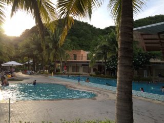 Pico de Loro Cove /Hamilo Coast beachfront condo.B - Nasugbu vacation rentals