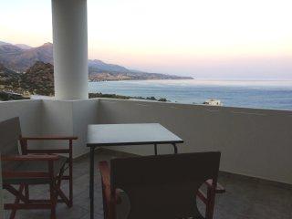 New studio apartment with sea view - Keratokampos vacation rentals