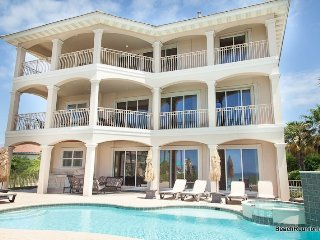 20% OFF Over The Top 3/4 - 3/11: Gulf View, Pool/Hot Tub, Game Room, Elevator! - Destin vacation rentals
