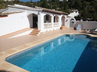 Colina - holiday home with private swimming pool in Moraira - La Llobella vacation rentals