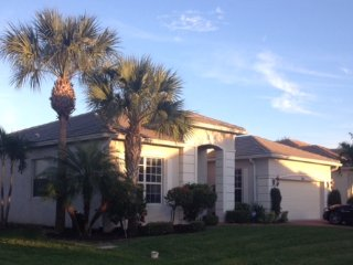 Beautiful luxury house with heated pool - Port Saint Lucie vacation rentals