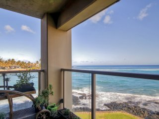 1BR Poipu Condo w/Wifi, Private Lanai & Picturesque Panorama Water Views - Easy Access to Beach Amenities! - Koloa vacation rentals