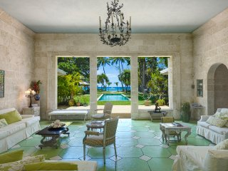 Nelson Gay - Palladian-Style Beachfront Retreat - Saint Peter vacation rentals