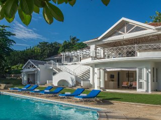Hillside House at Round Hill Ocean View 5 Bedrooms - Ironshore vacation rentals