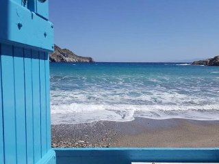 "Amazing ""Paradeiso"" Beach Bungalow studio, Milos! - Klima vacation rentals"