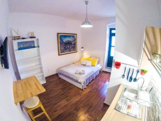 Fab 'n' Chic Studio Apartment with Parking - Split vacation rentals