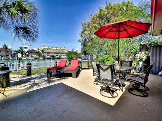 Fisherman's Paradise   Come Fish at the Fisherman's Paradise, A Waterfront 3 Bedroom 3 Bathroom House with Dock. - Clearwater Beach vacation rentals