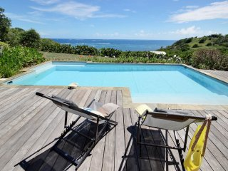 Magnique villa de standing avec piscine et vue mer - Le Vauclin vacation rentals