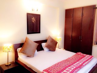 Comfortable 1 bedroom Apartment in Jaipur - Jaipur vacation rentals