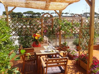 St.Peter's Studio Green-Charming and bright studio - Rome vacation rentals