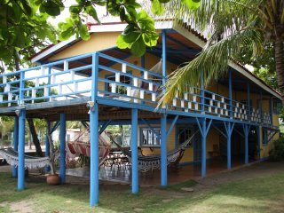 Beautiful House with Deck and Internet Access - Pochomil vacation rentals
