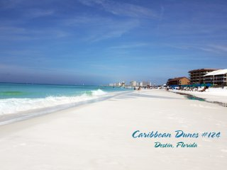 Caribbean Dunes 124 - Beach Getaway! Sleeps 6 - Destin vacation rentals