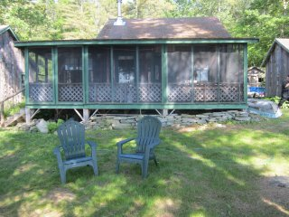 Lake Front Housekeeping Cottage B - Jefferson vacation rentals