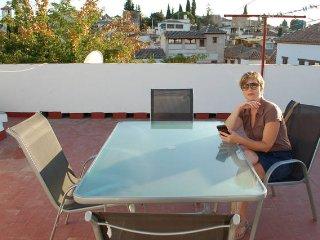Cerca Mirador San Nicolás, Barato, Internet WIFI - Granada vacation rentals