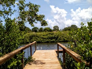 Spacious house on creek, steps to the beach - Venice vacation rentals
