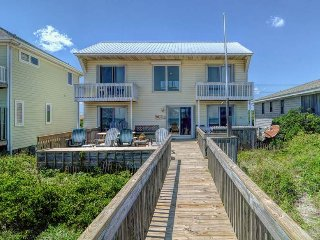 Bright 3 bedroom House in Topsail Beach - Topsail Beach vacation rentals