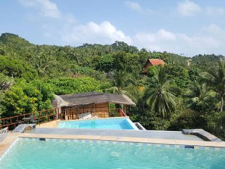 Five-Bedroom PentHouse with Ocean View - Koh Phangan vacation rentals
