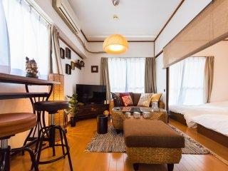 #70 Haneda30mins/Tsukiji Asakusa 10mins/WIFI - Taito vacation rentals