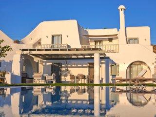 Aqua Breeze South Villa with pool by the sea - Plaka vacation rentals