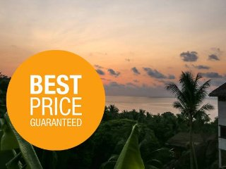 Bungalow with Ocean view near best beach in world - Koh Phangan vacation rentals