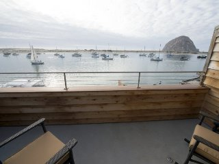 Bayfront Condo with Amazing Views! Located on the Embarcadero in Private Complex! - Morro Bay vacation rentals