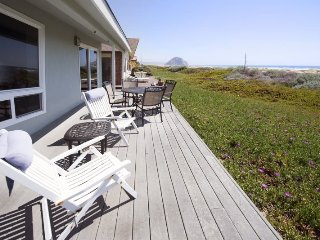 Outstanding Morro Bay Oceanfront Home - Morro Bay vacation rentals