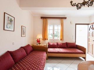 Unique 2 bedroom 2 bathroom beach garden apartmen - Agios Gordios vacation rentals