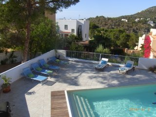 Villa with private heated pool, 5 min walk to the beach - Cala Vadella vacation rentals