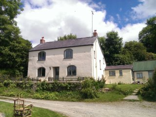 Felindyrch Mill Farmhouse in secluded location - Mynachlogddu vacation rentals