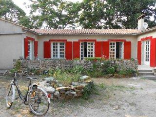 maison de charme 800 m de la plage des Verts Bois - Dolus d'Oleron vacation rentals
