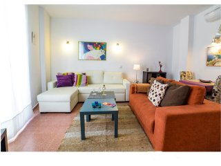 The Artist one bedroom apartment Dos Aceras 32 - Malaga vacation rentals