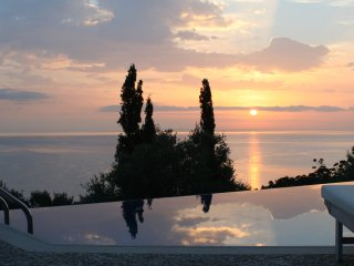 Alico BSV, 5star private, luxury villa with pool - Skinaria vacation rentals