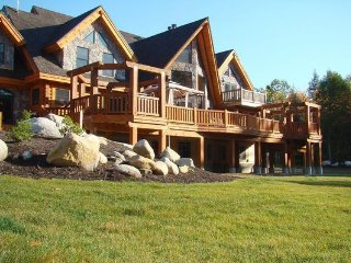 Moose Lake Ranch - sauna, hot tub, theater room - Otisfield vacation rentals