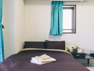 Studio 3-pax ~ mySuites Tokyo Kamata (1203) - Ota vacation rentals