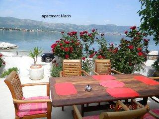 Apartments ,Marin 4+1  persons - Arbanija vacation rentals