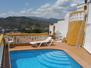 Villa del Sol, privat pool, fantastic sea views - Almunecar vacation rentals