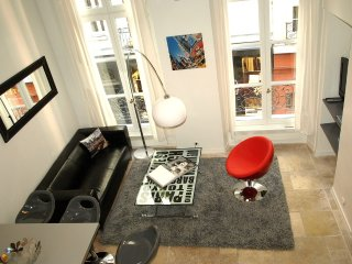 Plein Coeur, 3BR/1BA, 6 people - Paris vacation rentals