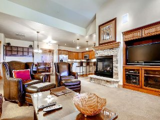 The Best Condo With Amenities on The Mountain - Steamboat Springs vacation rentals