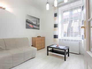 At Krakow Boulvars - free wifi. 2 bedrooms Apartment - Krakow vacation rentals