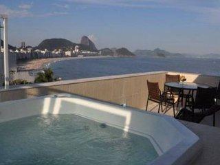 Luxe Penthouse 180m² 4BR Copacabana - Rio de Janeiro vacation rentals