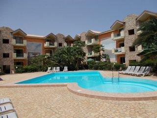 Djadsal Residence apartment ground floor 2 bedroom - Santa Maria vacation rentals