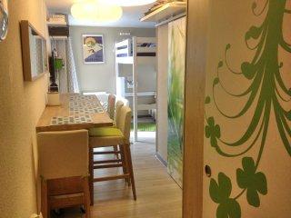 Beautiful apart.5p, 1bedroom, balcony, Alpe d'Huez - L'Alpe-d'Huez vacation rentals