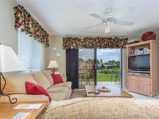 Ocean Village Club E12, Ground Floor, pools, tennis & beach, St Augustine B - Saint Augustine vacation rentals