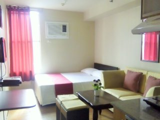 FULLY FURNISHED STUDIO UNIT FOR RENT - Pasig vacation rentals